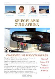Spiegelreis Zuid Afrika